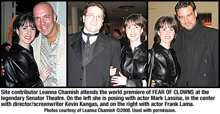 Fear of Clowns world premiere