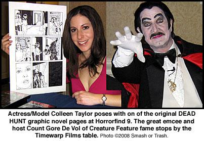 Colleen Taylor Count Gore De Vol