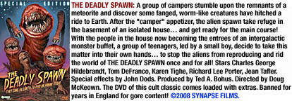 Deadly Spawn