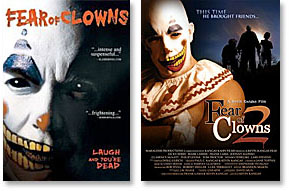 Fear of Clowns 1 and 2