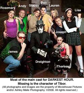 Darkest Hour cast
