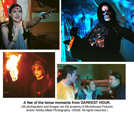 Darkest Hours Tense Scenes