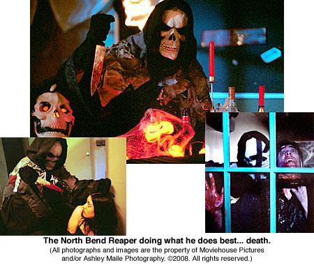 Reaper reaping