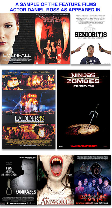 Daniel Ross movies