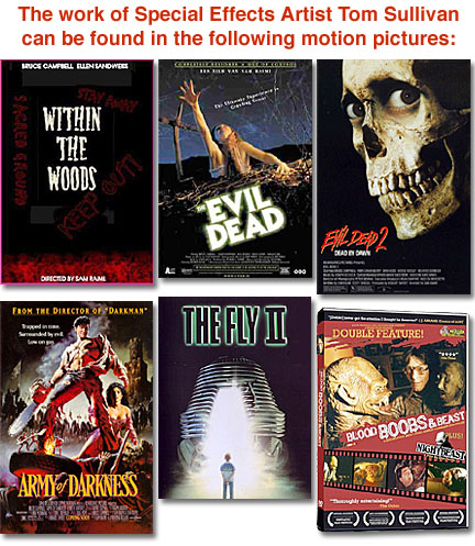 The Movies of Tom Sullivan