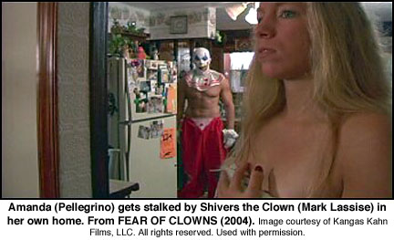 Clown Stalked