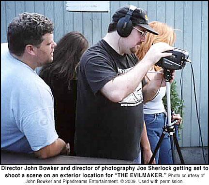 John Bowker Joe Sherlock Evilmaker
