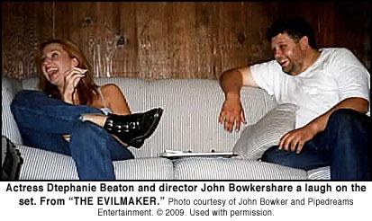 Stephanie Beaton John Bowker