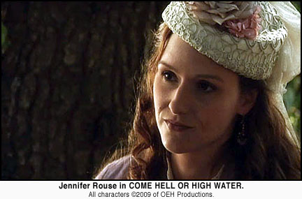 Jennifer Rouse in Come Hell or High Water