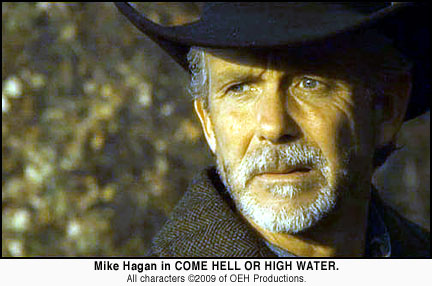 Mike Hagan in Come Hell or High Water