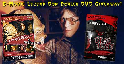 Don Dohler Giveaway