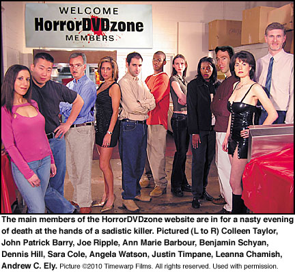 Horror DVD Zone members