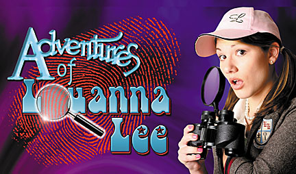 Adventures of Louanna Lee banner