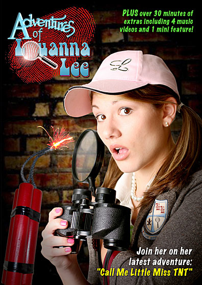 Adventures of Louanna Lee DVD