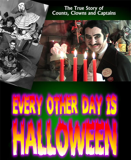 Every other day is Halloween
