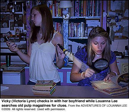 Victoria Lynn, Louanna Lee