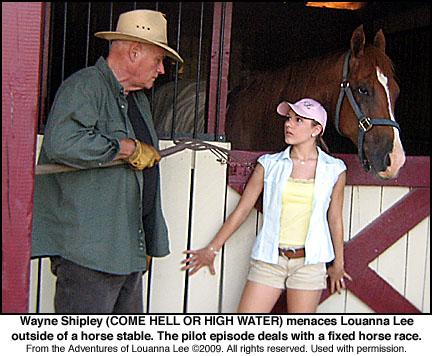 Wayne Shipley, Louanna Lee