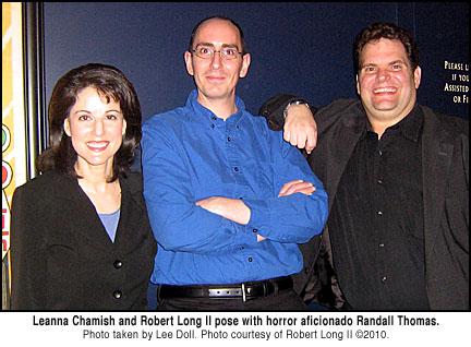 Leanna Chamish, Randall Thomas, Robert Long II