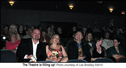 theatre crowd
