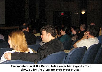 Carroll crowd