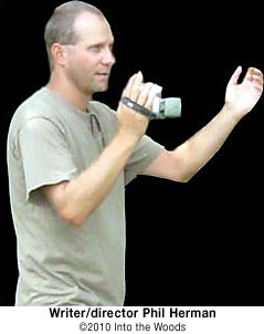 Filmmaker Phil Herman