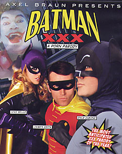 Batman XXX, Dale DaBone, James Deen, Lexi Belle, Tori Black, Randy Spears, Evan Stone, Alexis Texas, Kimberly Kane