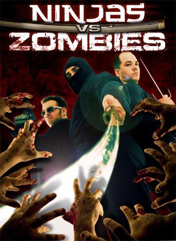 2010 - NINJAS VS VAMPIRES at Smash or Trash Indie Filmmaking