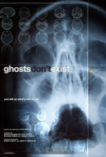 Ghosts Don't Exist poster