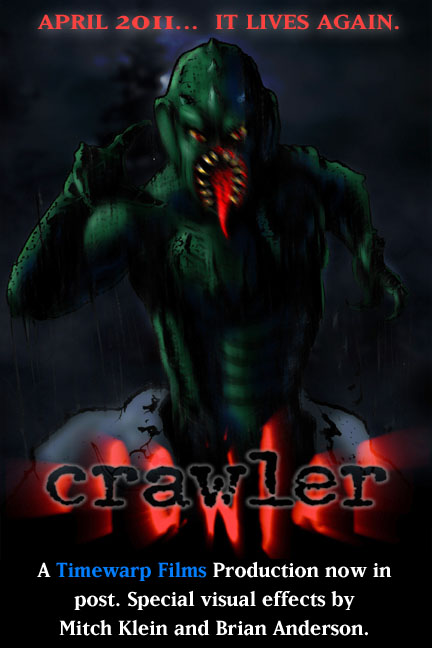 Crawler is alive!