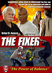 Fixer DVD cover