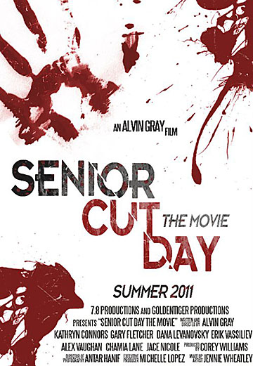 Senior Cut Day the movie