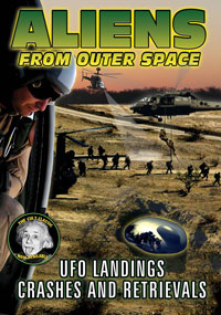 Aliens from Outer Space: UFO Landings, Crashes, and Retrievals (2010)