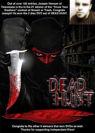 Dead Hunt winner