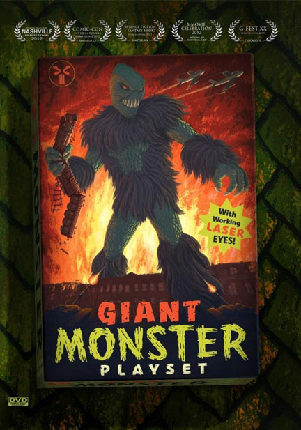 Giant Monster Kit