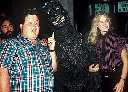 Tim Davis Godzilla