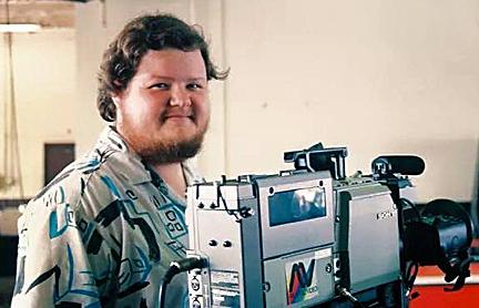 Tim Davis camera