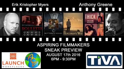 Aspiring Filmmakers Preview Cover 6
