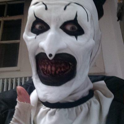 Art The Clown Mask